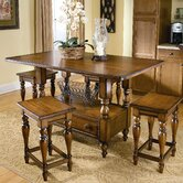 Shenandoah Valley Island Dining Table