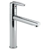 Grail Single Handle Single Hole Kitchen Faucet