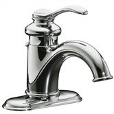 Fairfax Single Hole Bathroom Faucet with Single Handle