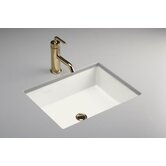 Verticyl Rectangle Undermount Bathroom Sink