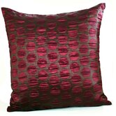 Spots Cushion in Red