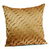 Flamboyant Cushion in Apricot