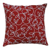 Montgomery Decorative Pillow in Red