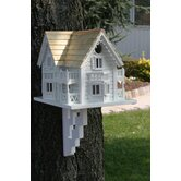 Classic Series Sleepy Hollow Cottage Bird House