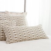 Neutral Territory Links Double Boudoir Decorative Pillow in Taupe