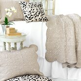 Fanny Platinum Bedding Collection