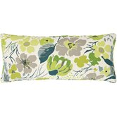 Hot House Double Boudoir Pillow in Spring
