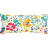 Hot House Double Boudoir Pillow in Summer