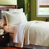 Matelassé Coverlet Collection in Bradbury