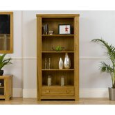 Barcelona Display Unit in Solid Oak