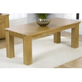 Barcelona Solid Oak Dining Table
