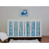 Wonder Bumpers Caribbean Blue Safe Sleep Set