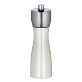Milano 15 cm White Gloss Salt Mill