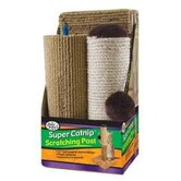 "21"" Super Catnip Scratching Post"