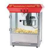 8 oz Roosevelt Antique Popcorn Machine