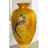 "Vase ""Kiss Renaissance"" in Gold 24K"