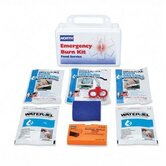 Emergency Burn Kit, w/ Carrying Case