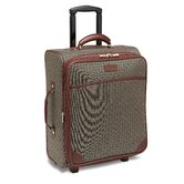 Wings 20&quot; Expandable Mobile Traveler Wide in Cognac