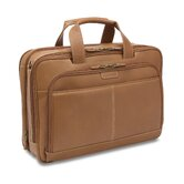 J Hartmann Reserve Double Compartment Expandable Brief in Natural