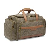 Tweed 21&quot; Carry-On Duffel