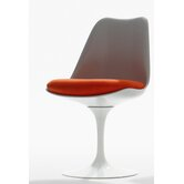 White Tulip Swivel Chair by Eero Saarinen - Quick Ship!