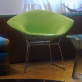 Diamond Chair with Full Cover by Harry Bertoia