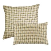 Abilene Linen KE D-Fiber Pillow (Set of 2)