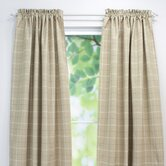 Buckhead Cotton Rod Pocket Curtain Panel