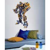 Transformers BumbleBee Giant Peel and Stick Wall Decal
