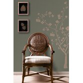 Cherry Blossom Peel and Stick Wall Decal