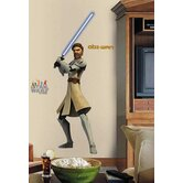 Licensed Designs Star Wars Obi-Wan Peel and Stick Giant Wall Decal