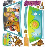 Scooby Doo Mystery Machine Giant Wall Decal