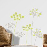 Mia & Co Astral Flowers Wall Decal