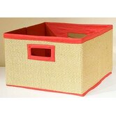 Links Storage Baskets in Red (Set of 3)