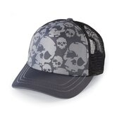 Kids' Skull Trucker Hat