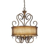 Raffine 6 Light Chandelier