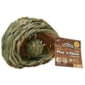 Natural Play N Chew Cubby Nest Cage