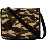 Doodlebugz Crayola Messenger Bag in Green Camouflage