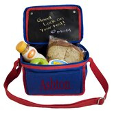 Doodlebugz Crayola Lunch Tote in Blue / Red