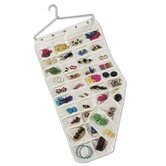 Storage and Organization Jewellery Organizer with Aluminium Hanger