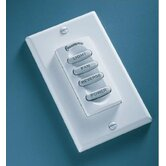 Inteli Touch III Wall Control for Downlight Fan