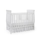 Sarah Classic 4-in-1 Convertible Crib in White
