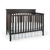 Lauren Classic 4-in-1 Convertible Crib in Espresso