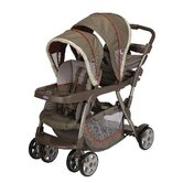 Ready2Grow Sit and Stand Stroller