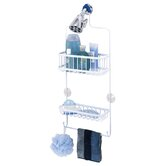25.75&quot; Shower Caddy in White