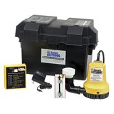 1000 GPH Battery Backup Sump Pump System