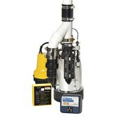 Combination Sump Pump System