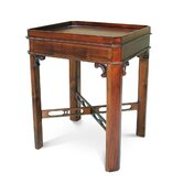 Francesca Ballywilliam Hardwood Lamp Table in Mahogany