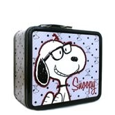 Peanuts Preppy Snoopy Lunchbox