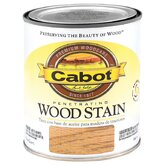 1 Quart Natural Interior Oil Wood Stain 144-8120 QT